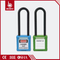 Long Nylon Shackle Safety Padlock BD-G31~G38