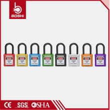 Non-conductive Master Key Safety Padlock BD-G13