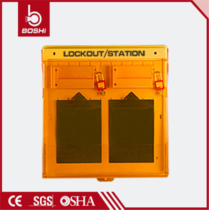 Combination Advanced Lockout Station BD-B208