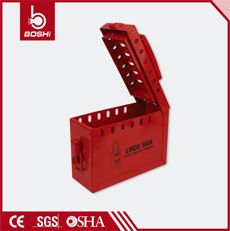 Portable Steel Safety Lockout Kit BD-X02